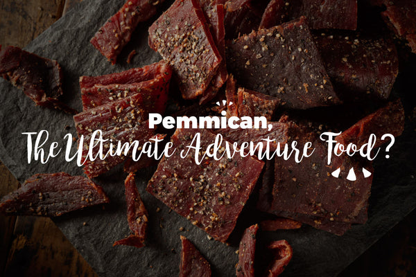 Pemmican, The Ultimate Adventure Food?