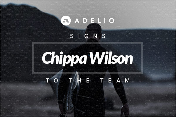 Adelio Signs Chippa Wilson To The Team - Bennys Boardroom