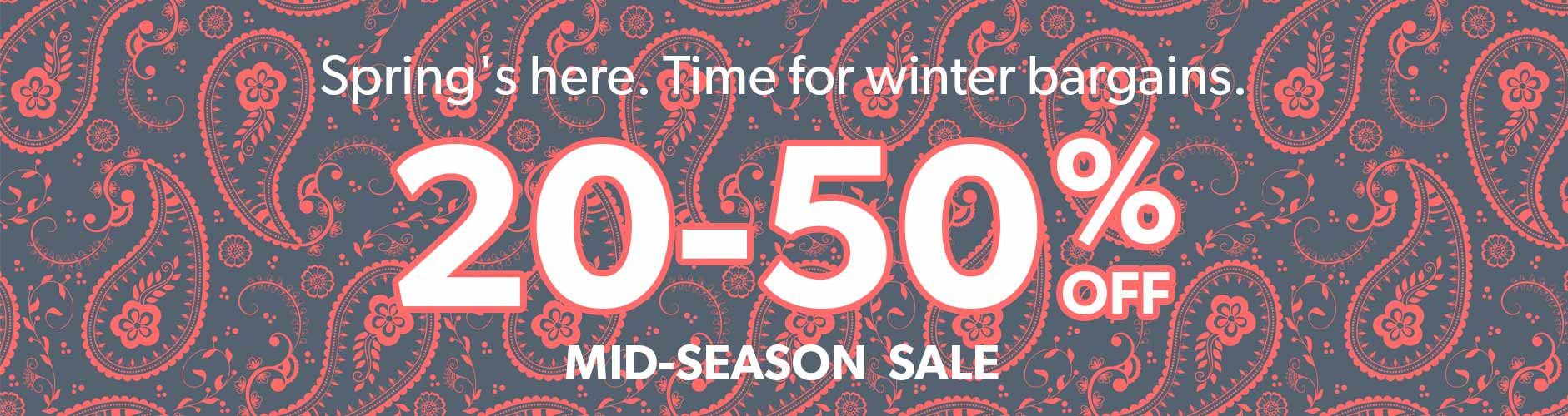 Mid Season Clearance Sale - Benny's Boardroom