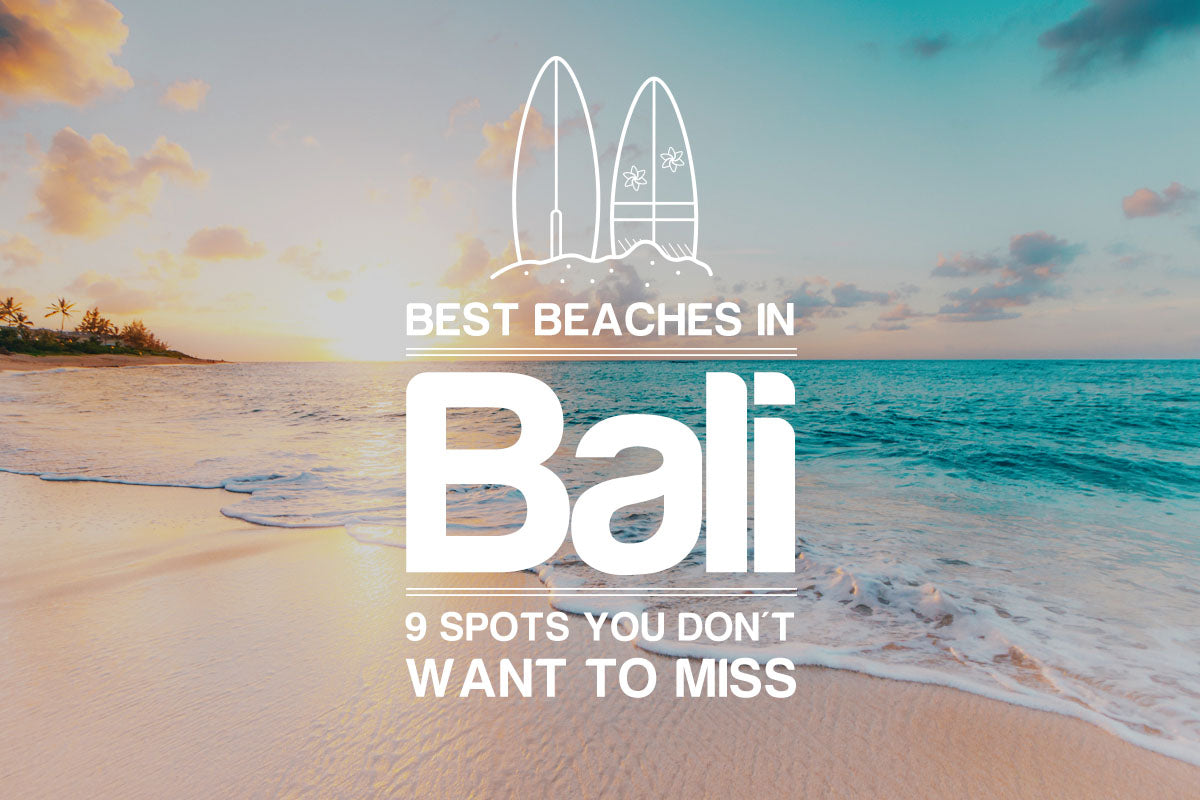 The 9 Best Beaches in Bali