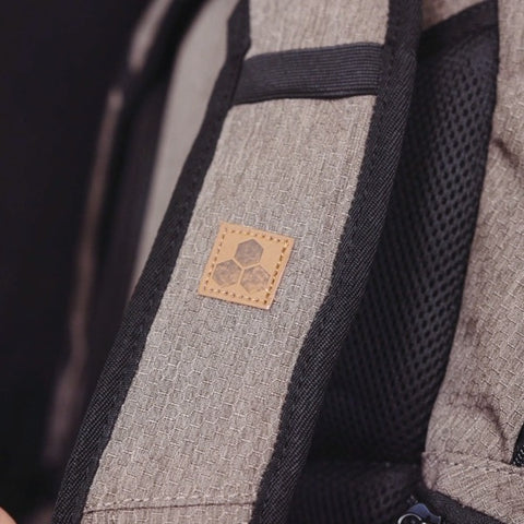 Channel Islands Bare Necessity Surf Backpack Review - Channel Islands Surfboards Logo | Benny's Boardroom
