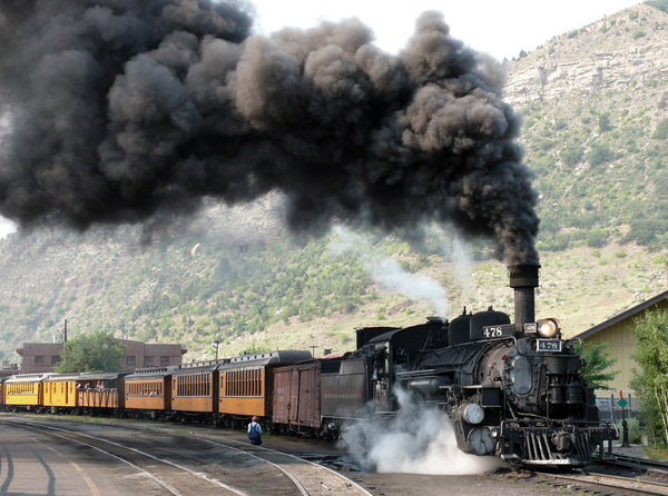 Durango And Silverton Narrow Gauge Railroad, USA