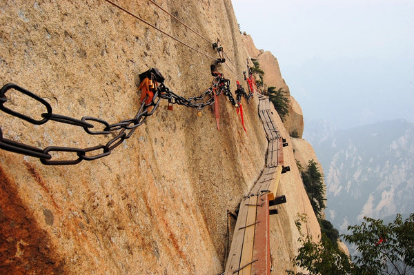 Mount Hua Shan, China