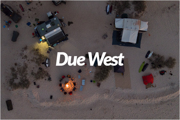 DUE WEST: Surfing, Fishing, Camping Off the Grid on Australia's Wild West | Benny's Boardroom
