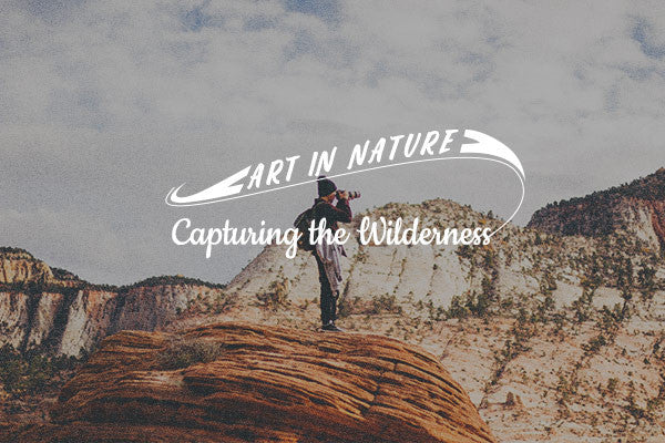 Art In Nature: Capturing The Wilderness