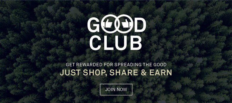 Join GOOD CLUB Loyalty Program - Benny's Boardroom