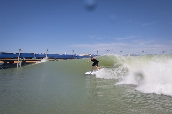 A Day at Kelly Slater's Surf Ranch - Benny Going Right | Benny's Boardroom