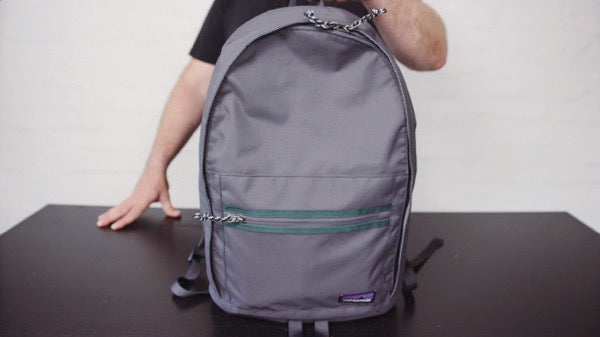 NEW Patagonia Arbor Day Pack 20L Backpack Review - Specs | Benny's Boardroom