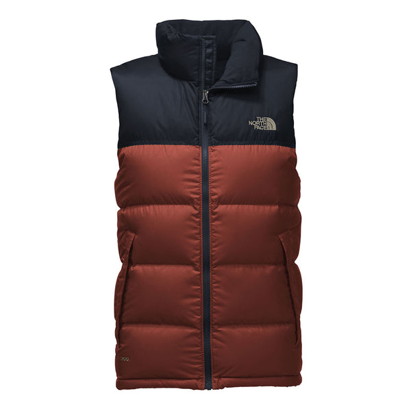 Shop The Nuptse Vest by The North Face Online | Benny's Boardroom