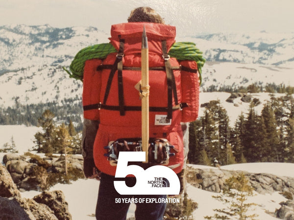Celebrating 50 Years of The Northface - Bennys Boardroom