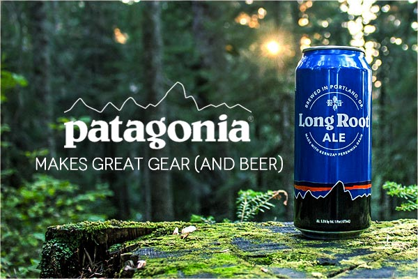 Patagonia Makes Beer and Promotes Sustainable Farming - Benny's Boardroom