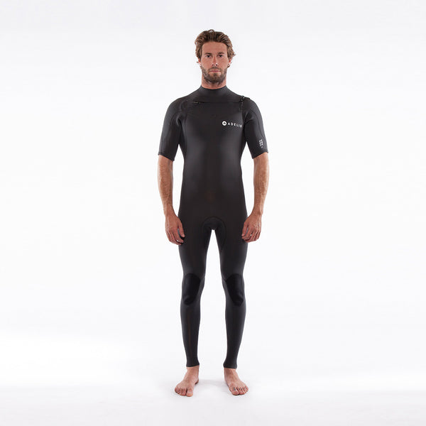 Shop Adelio Wetsuits Connor 2/2 Short Sleeve Wetsuit - Benny's Boardroom