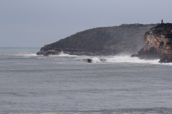 This is Happening Right Now- Big Surf Meets Manly Beach [Pictorial] | Benny's Boardroom