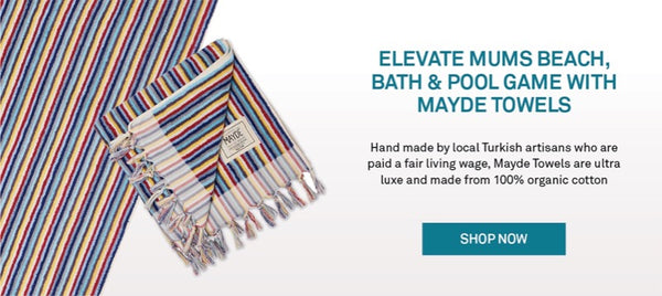 Shop Mayde Towels Online at Benny's Boardroom