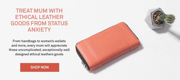 Shop Status Anxiety Women's Wallets Online at Benny's Boardroom