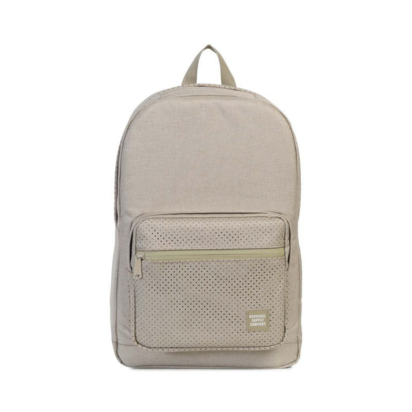 Shop Herschel Pop Quiz Backpack - Dark Khaki Crosshatch
