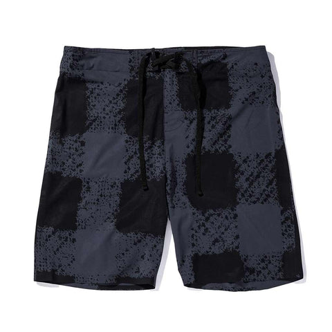 Shop Outerknown Clean Slate 19 in. Board Shorts - Ashland Check | Benny's Boardroom