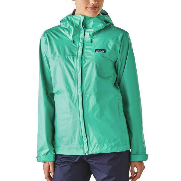 Patagonia Women's Torrentshell Jacket - Black