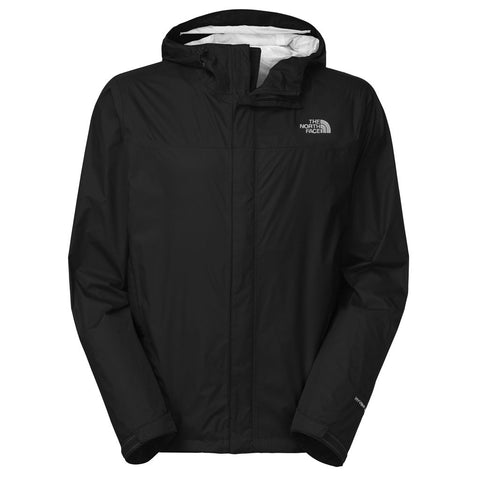 Shop The North Face Mens Venture Jacket - Black | Benny's Boardroom