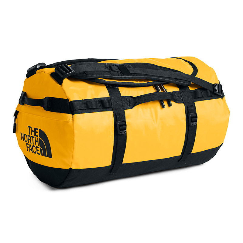 Buy The North Face Base Camp Duffel Bag 50L (S) - Summit Gold/TNF Black Online Australia | Benny's Boardroom