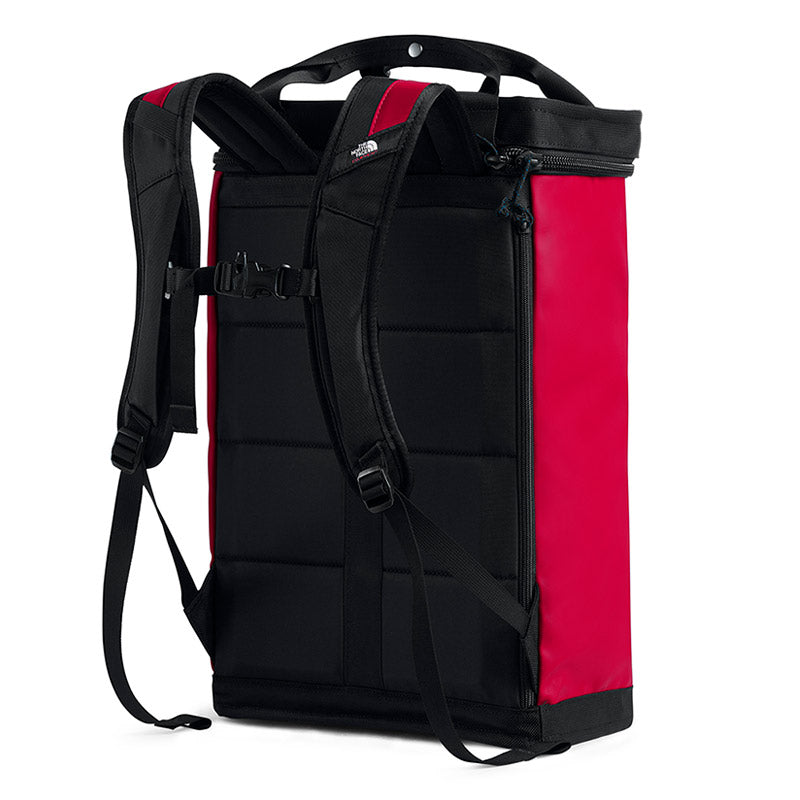 Buy The North Face Explore Fusebox (L) 26L Backpack - TNF Red/Black Back | Benny's Boardroom