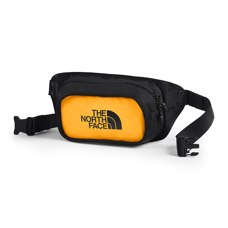 Buy The North Face Explore Hip Pack - TNF Yellow Profile | Benny's Boardroom