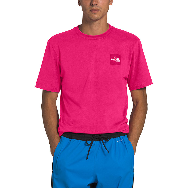 Buy The North Face Men's Red Box Tee Shirt - Mr Pink Online Australia | Benny's Boardroom