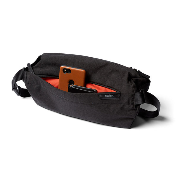Shop Bellroy Sling Bag 7L Online - Black | Benny's Boardroom