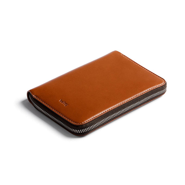 Buy Bellroy Travel Folio - Caramel Online | Benny's Boardroom