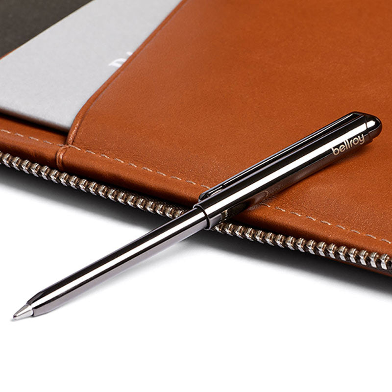 Shop Online Bellroy Travel Folio - Caramel | Benny's Boardroom