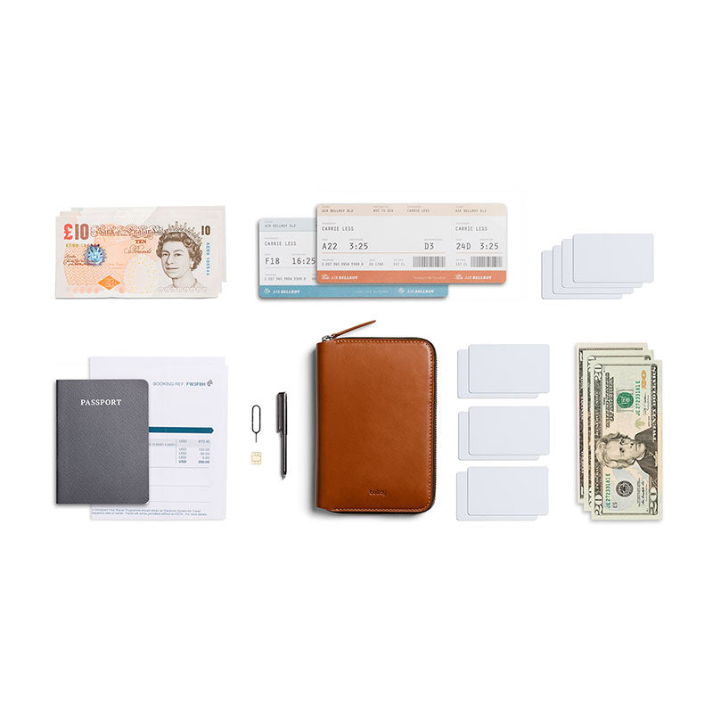 Shop Bellroy Travel Folio Travel Wallet Online at Benny's Boardroom