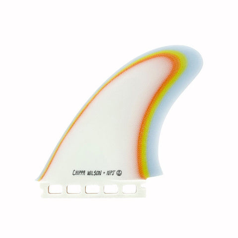 Buy Captain Fin Chippa NPJ Twin +1 Especial Online - Orange | Benny's Boardroom