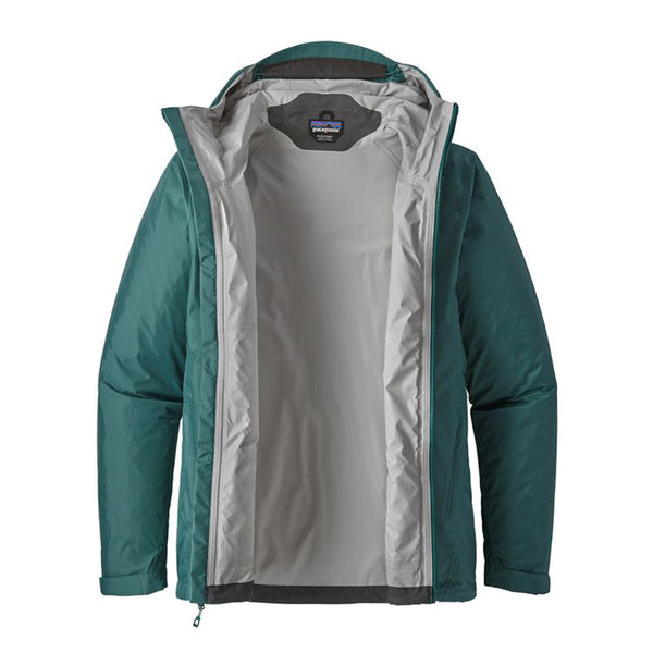 Buy Online Patagonia Men's Torrentshell Jacket - Tasmanian Teal | Benny's Boardroom
