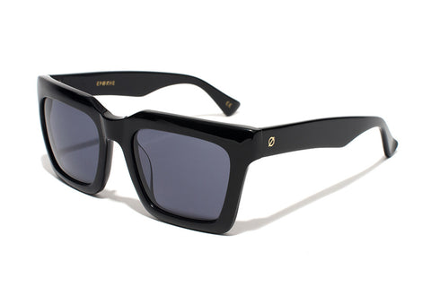 Buy Epokhe Boris Sunglasses - Black Matte/Grey Lens | Benny's Boardroom