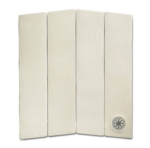 Shop Octopus Front Deck Corduroy Grip Traction Pad - Cream Online | Benny's Boardroom