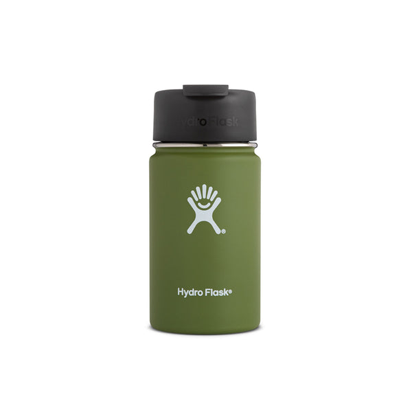 Shop Hydro Flask 355ml Reusable Coffee Cup Online - Olive | Benny's Boardroom