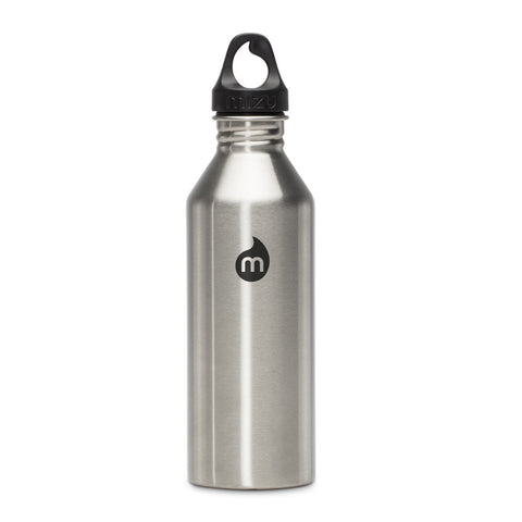 Shop Mizu M8 Steel Water Bottle - Stainless 800ml | Benny's Boardroom