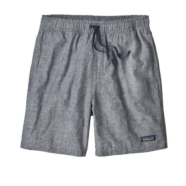 Buy Patagonia Men's Baggies Naturals 6.5in Online Australia - Chambray/New Navy | Benny's Boardroom