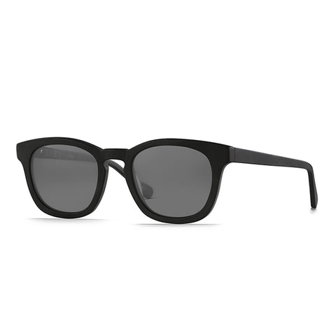 Buy Raen Suko Sunglasses - Matte Black | Benny's Boardroom