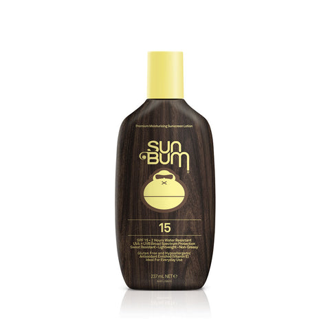 Buy Sun Bum Original Sunscreen Lotion SPF 15+ Online - 237ml | Benny's Boardroom
