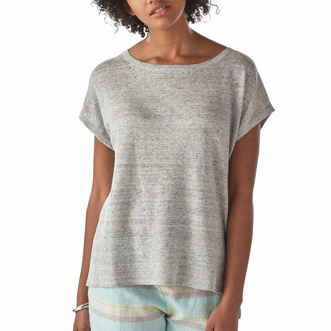 Patagonia Women's Lightweight Linen Top - Tailored Grey -  Online | Benny's Boardroom