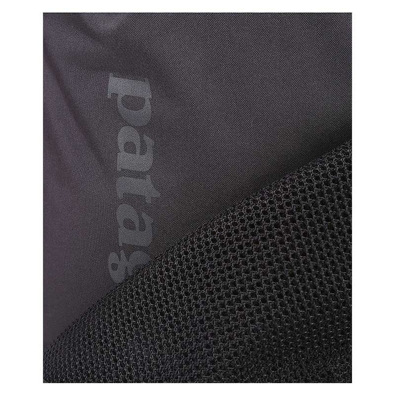 Shop Online Patagonia Planing Divider 30L Wet/Dry Surf Backpack - Ink Black Close Up | Benny's Boardroom