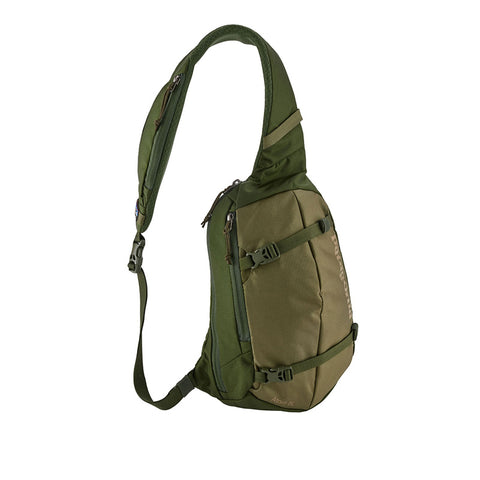 Buy Patagonia Atom Sling Bag 8L Online - Fatigue Green | Benny's Boardroom