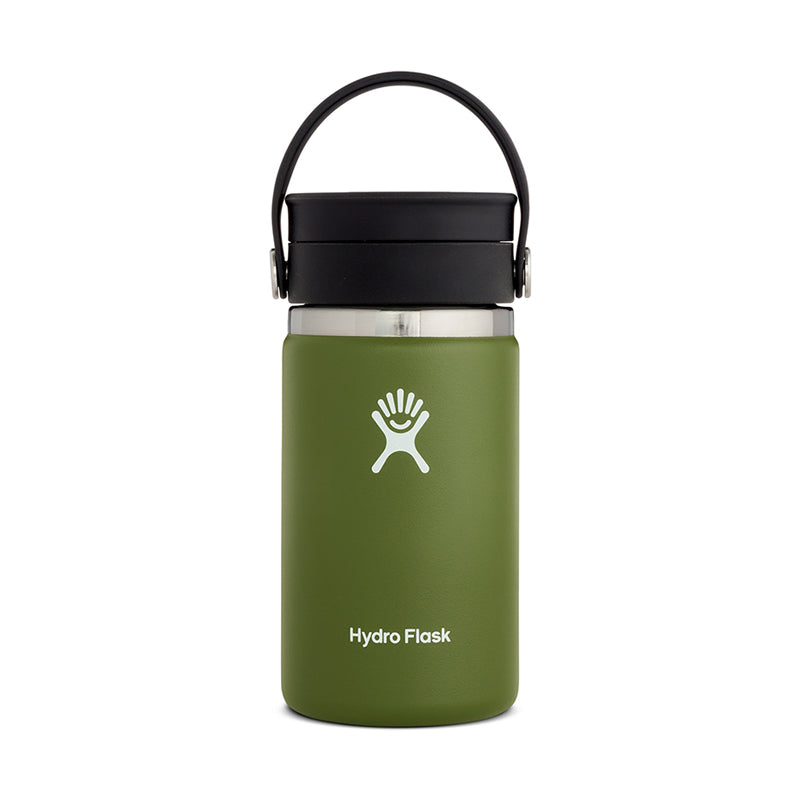 Shop Hydro Flask 354ml/12oz Reusable Coffee Cup with Flex Sip Lid - Olive Online Australia | Benny's Boardroom