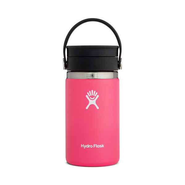 Shop Hydro Flask 354ml/12oz Reusable Coffee Cup with Flex Sip Lid - Watermelon Online Australia | Benny's Boardroom