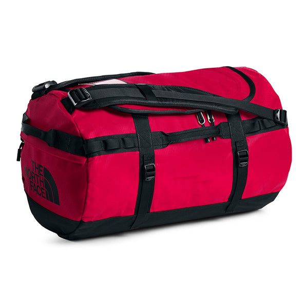 Shop The North Face Base Camp Duffel Bag 50L (S) - TNF Red/TNF Black Online Australia | Benny's Boardroom