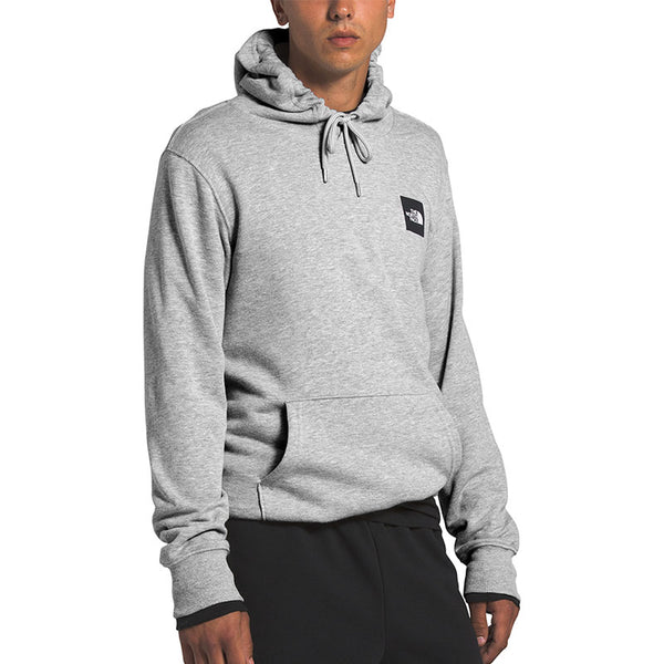 Shop The North Face Men's Box Pullover Hoody - TNF Light Grey Heather Online Australia | Benny's Boardroom