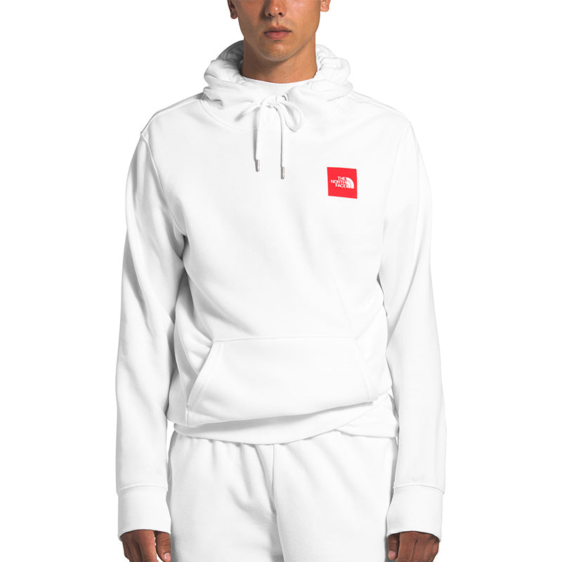 Shop The North Face Men's Box Pullover Hoody - TNF White Online Australia | Benny's Boardroom