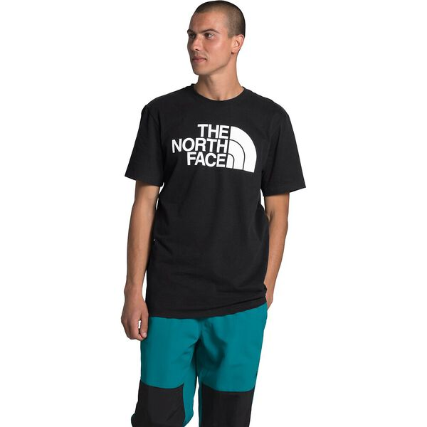 Shop The North Face Men's Half Dome Tee Shirt - TNF Black/TNF White Online Australia | Benny's Boardroom