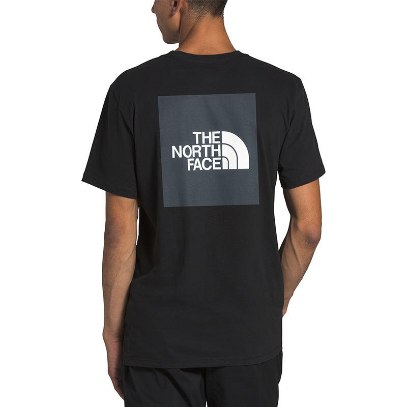 Buy The North Face Men's Red Box Tee Shirt - TNF Black Online Australia | Benny's Boardroom